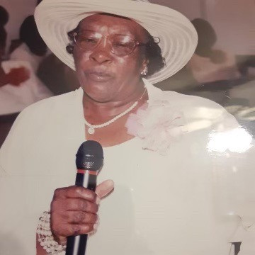 In Loving Memory of Janie B. Dye