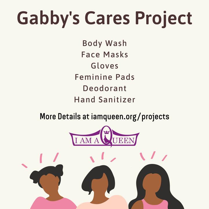 Gabrielle's Project