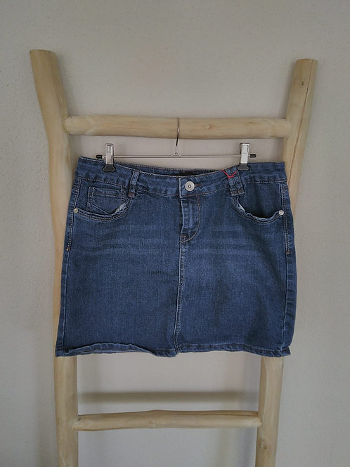 Jeans-Jupe HYDEE