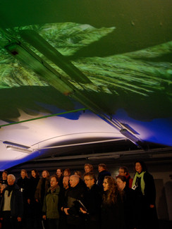 Jeremy and Stavanger choir
