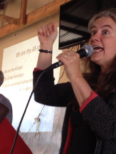 Rebecca conducting in Dzaleka.png