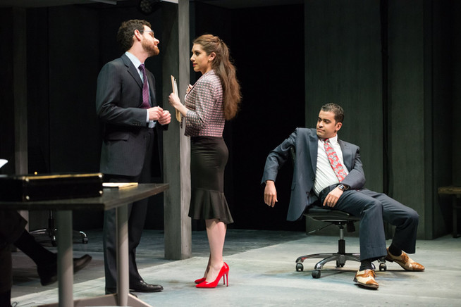 """""""Junk"""" at Theatre Raleigh"""