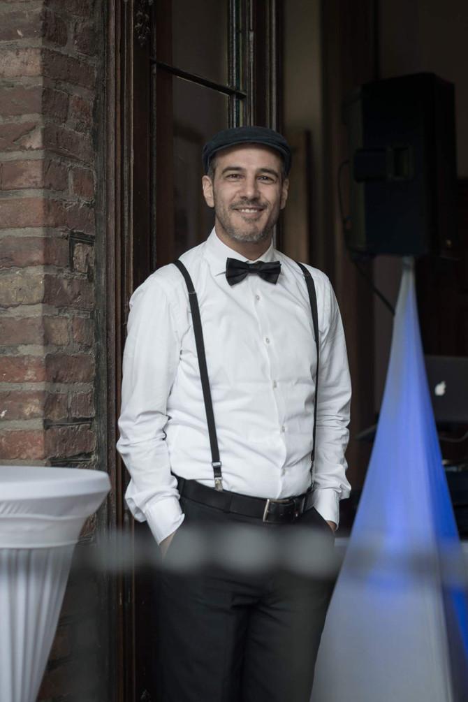 Gino Milioto: der DJ der Charity-Gala 2019