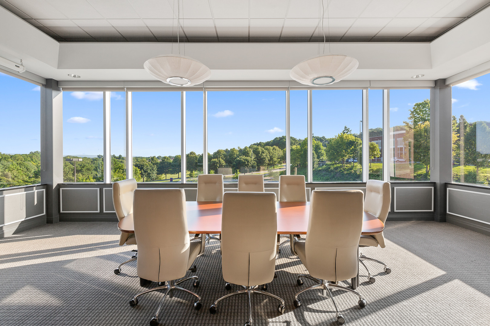 Pointe Centre conference room