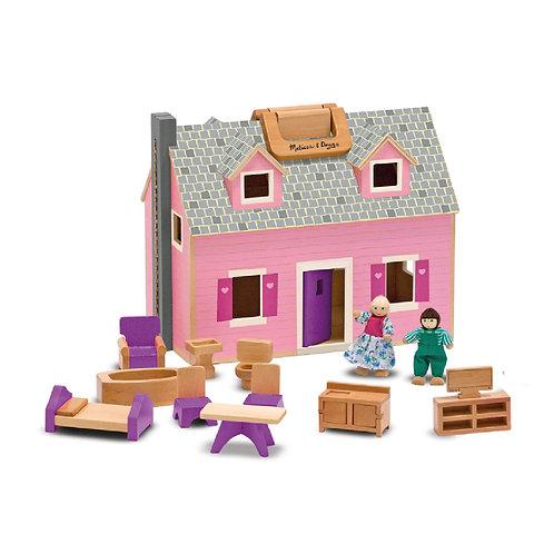 Fold Doll house