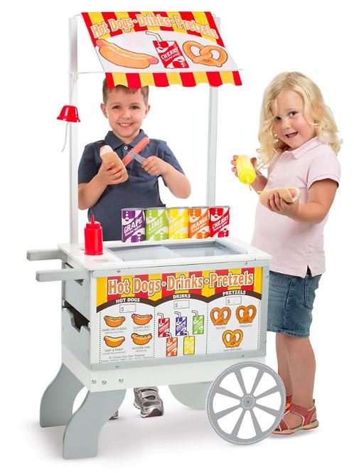 Carro de snack