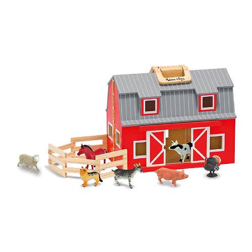 Fold go barn
