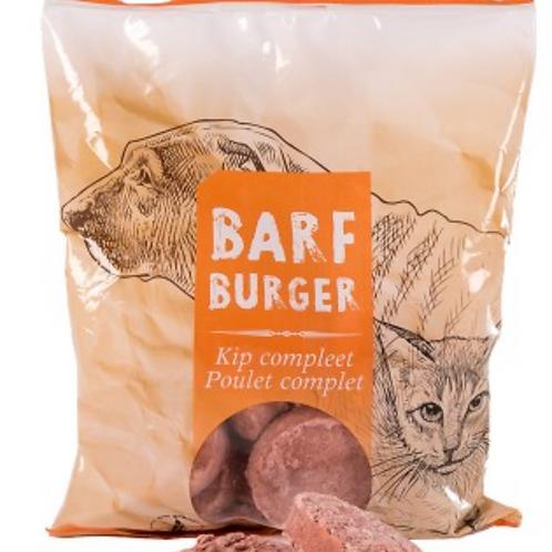 Barf Burger Kip Compleet - 600 gr.