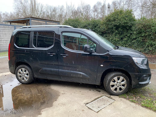 Opel Combo Climate Control