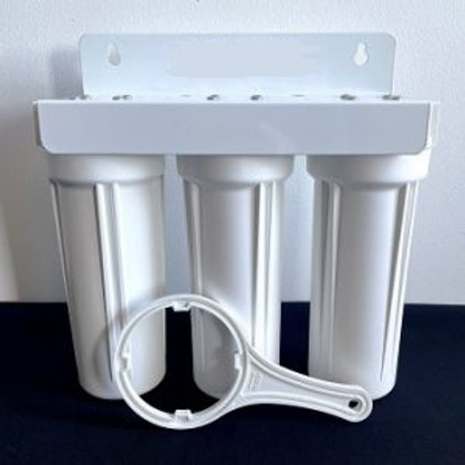 """AFS Triple Fluoride Removal 10 """"Complete Water Filter System"""