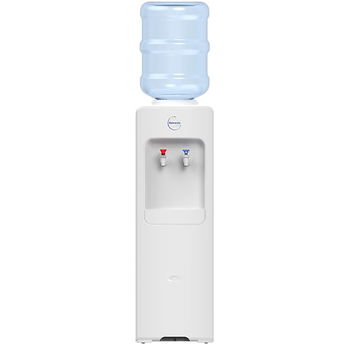 B26CH Freestanding Bottle Cooler - Hot & Cold (Waterworks)
