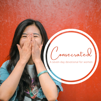 Consecrated Seven-Day Devotional