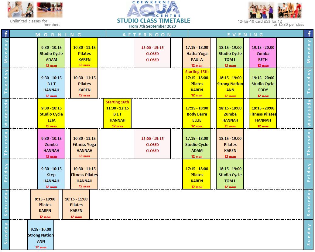Studio timetable 3 9 2020.png