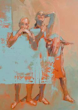 Incarnation - 100 x 73 - August 2019