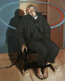 Abu Ghraib - 2006 - Acrylic 120 x 80