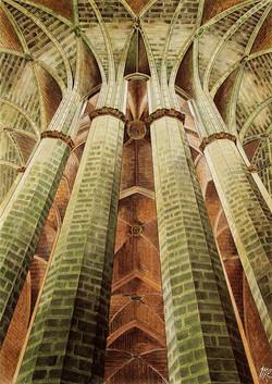 Santa Del Mar Church - Barcelona