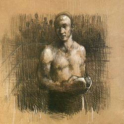 The Boxer - 36 x 36 - June 2021