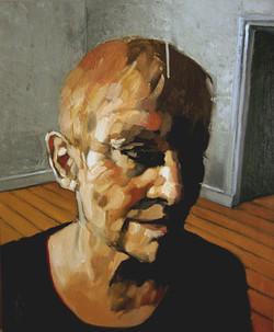 Anita - oil 73 x 60 - 2007