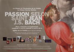 Trinité Church Exhibition - Paris