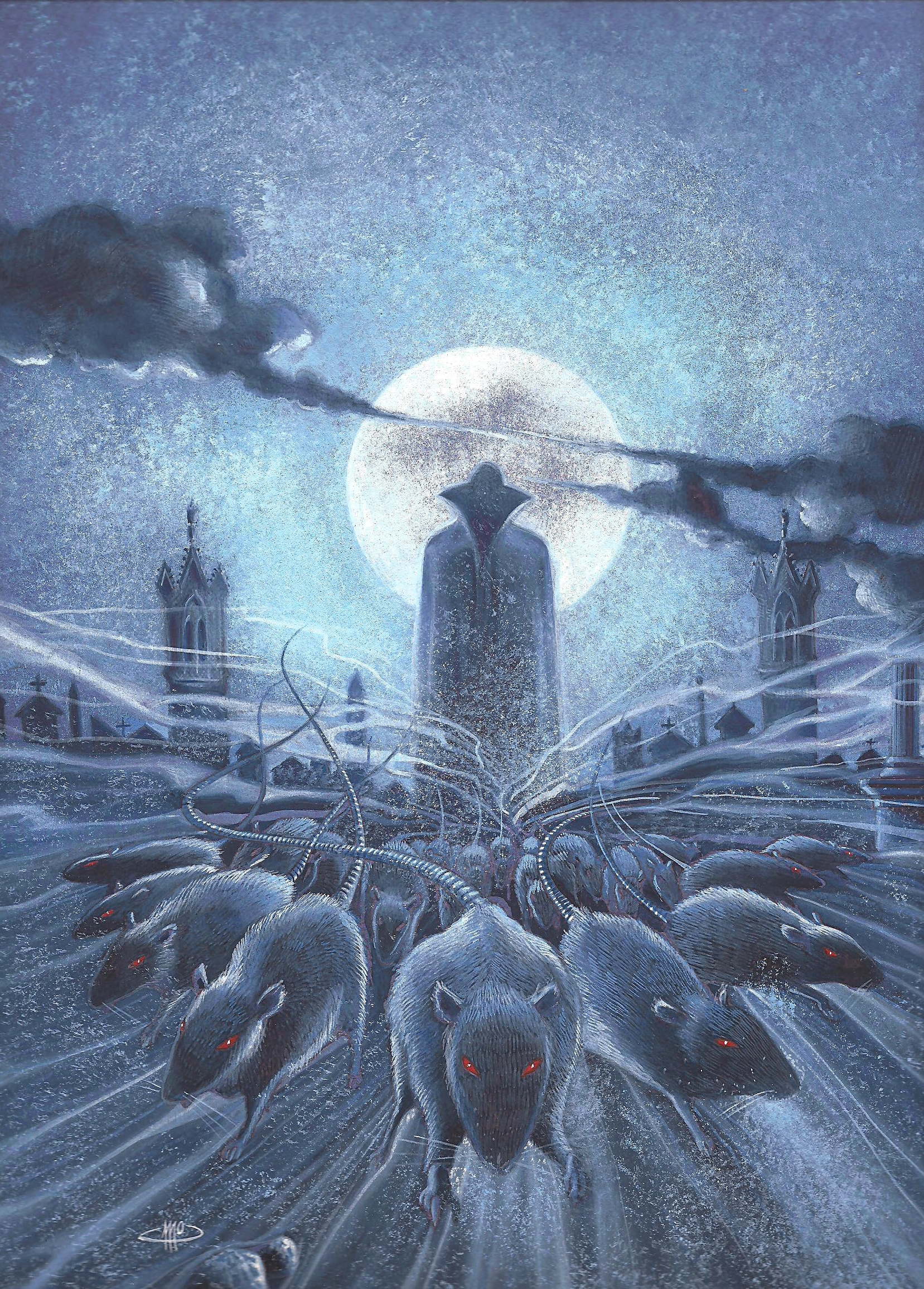 Dracula  (  Graal magazine )