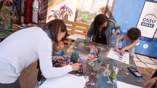 Atelier enfants Jazzablanca 2018