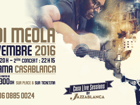 "Jazzablanca lance les ""Casa Live Sessions"""