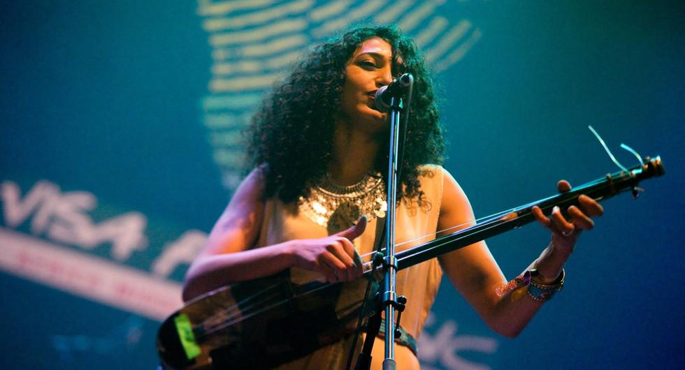 Showcase Bab L'Bluz - Visa For Music
