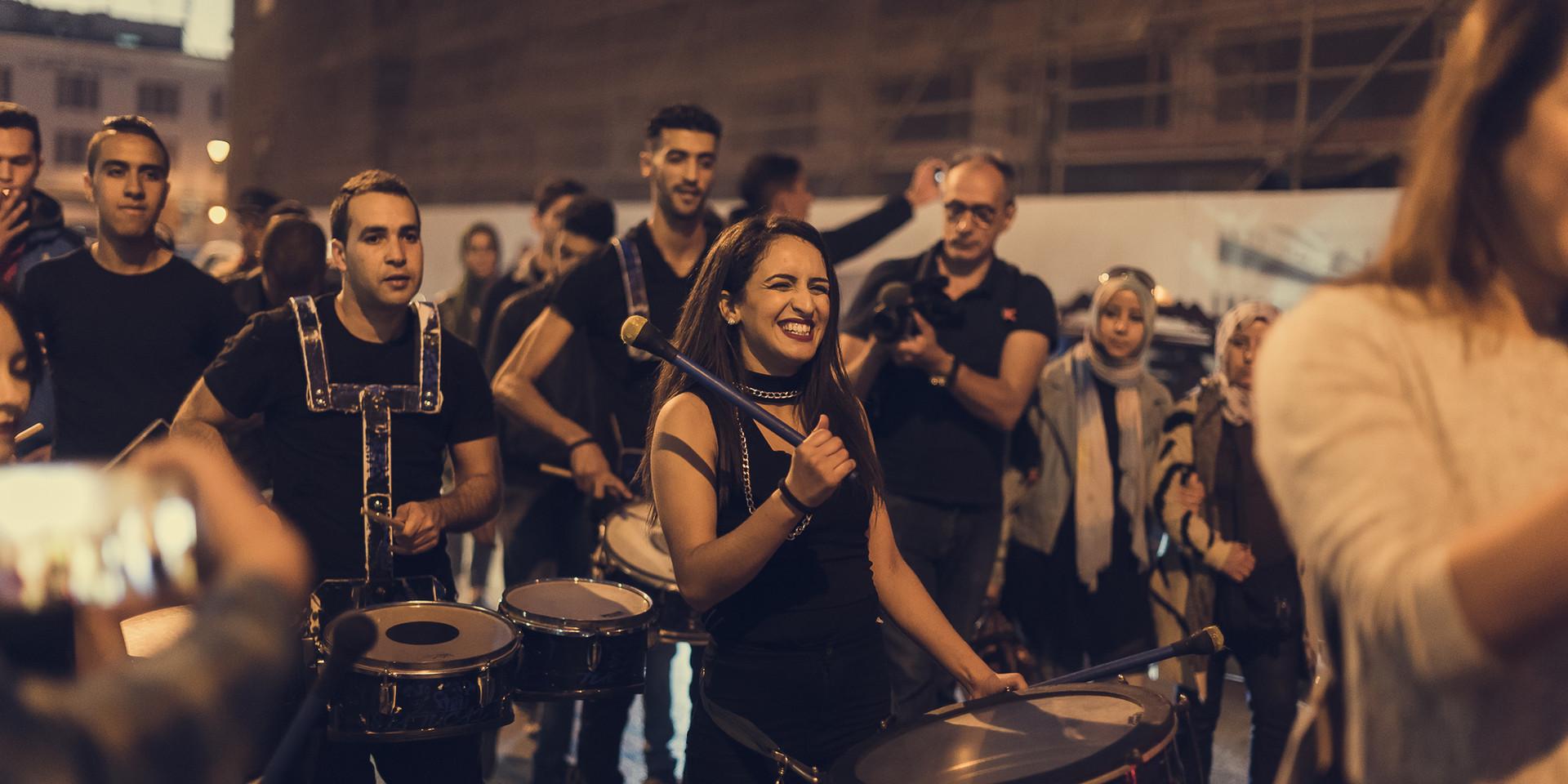 Parade Visa For Music 2017