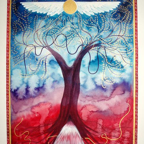 2ª Worldwide Womb Blessing (Benção Mundial do Útero)