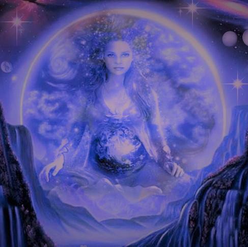Cerimónia de Ligação ao Útero de Gaia