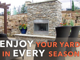 Enjoy Your Yard in Any Season with the Help of a Landscape Professional