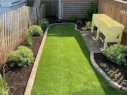 Put A Spring In Your Step with Artificial Turf This Season