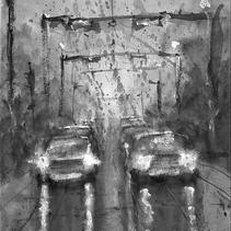 117 - Traffic in the Rain