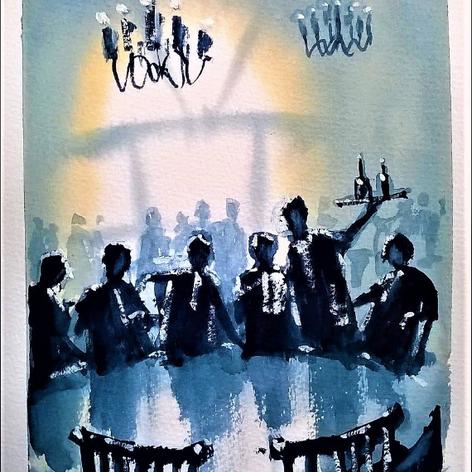 82  Waiter Service