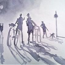 Bikes & Shadows