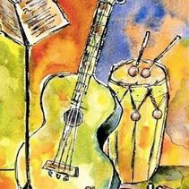 35 - Drum & Guitar