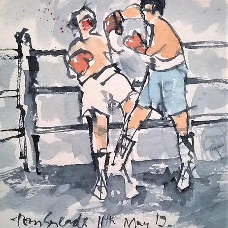 56 - The Boxer