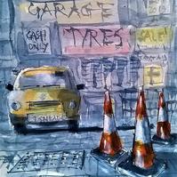 32 - The Garage