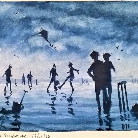 24 - Cricket & Kites