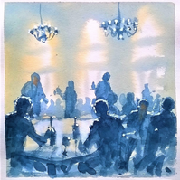 84 - In the Restaurant