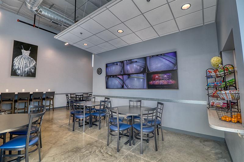 Cafeteria Area