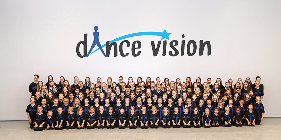 Dance Vision 2020 Competition Team