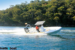 The pace setter in Rigid Inflatable Boats