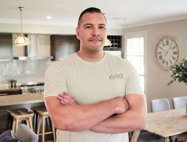 Jarrod - General Manager - Allure Property Styling