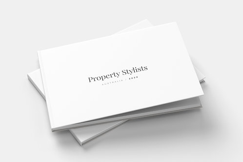 Property Stylists Australia 2020 - Coffee Table Book