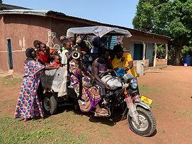Motorcycle Wagon