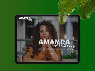 Amanda Ashley Life