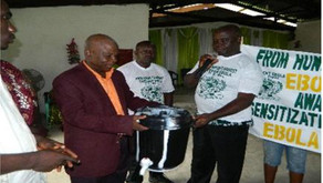 FHTH's Ebola Awareness & Sanitation Campaign In Liberia Continued