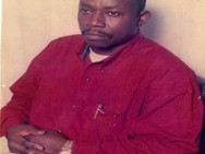 The Above Photo Is The Second Fhth Executive Director Of Liberia.  Mr Abraham Jeneka.