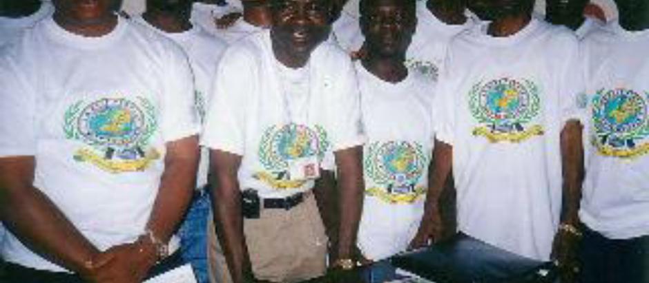 Fhth's Liberia Programs Directors & Volunteers